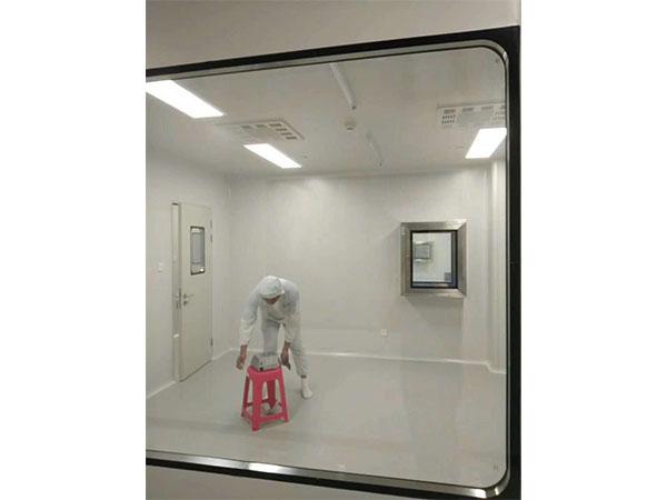 微生物实验室净化车间