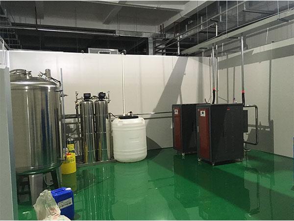 食品厂净化车间