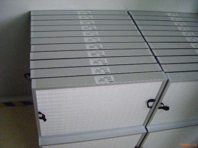 无尘室的治理与维护--高效空气过滤qi净化专jia