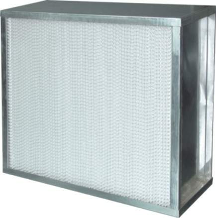 无尘室的治理与维护--高效空气过滤器净化专家