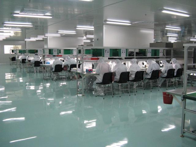 一种手工净化彩钢夹芯板的制作方法在净化工程的应用