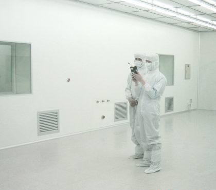 無塵室發菌量有多少?